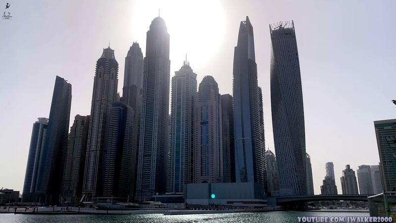Карантин COVID-19, день 12й, 4 апреля 2020,ОАЭ,Дубаи - как организовать рукотворный апокалипсис...