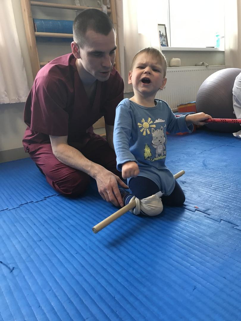 Работа инструктора с особенными детьми: тяжело или легко!?, изображение №2