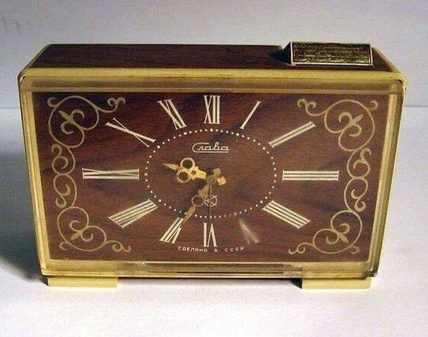 Легендарные часы  Были такие