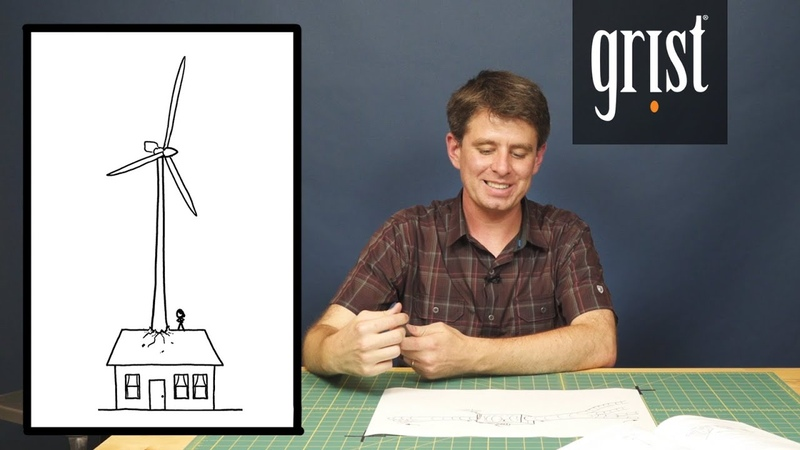 How to power your house with xkcd's Randall Munroe