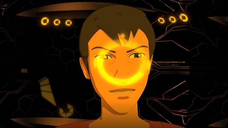 Железный Человек Приключения в Броне 1 Сезон 12 Серия Во Власти Гнева