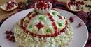 Праздничный салат Шапка Мономаха еще один вариант любимого блюда