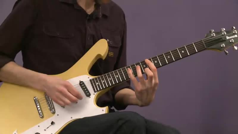 Paul Gilbert ArtistWorks Lessons - Slow Motion Isolation - Power Pinky