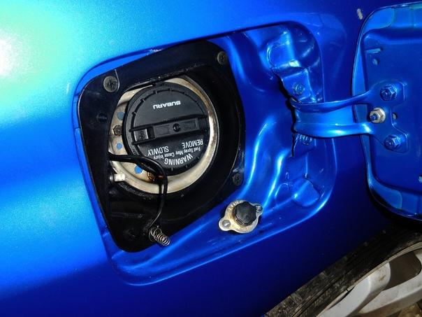 Проект «Subaru», изображение №9