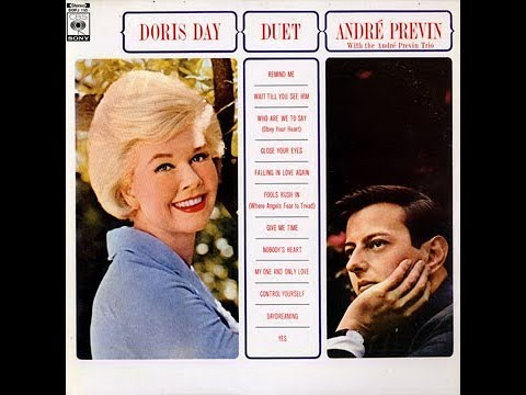 Doris Day Andre Previn - Duet ( Full Album )