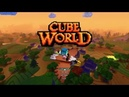 Cube World New Title Screen