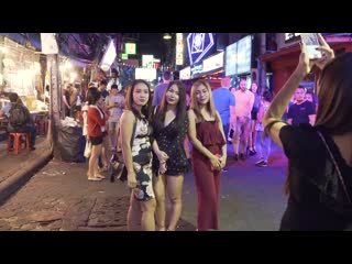 Incredible Walking Street is so beautiful, like a dream come alive
