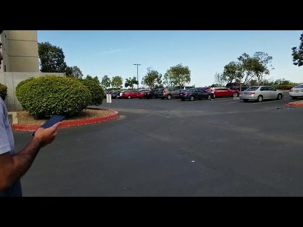 Tesla Model 3 Enhanced Auto Summon Parking