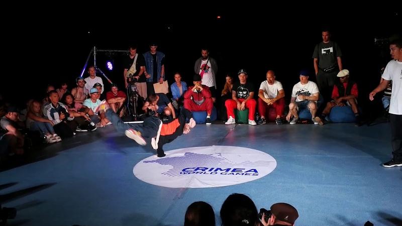 KINDER VS EL NINO FINAL CRIMEA WORLD CUP BREAKING 1x1