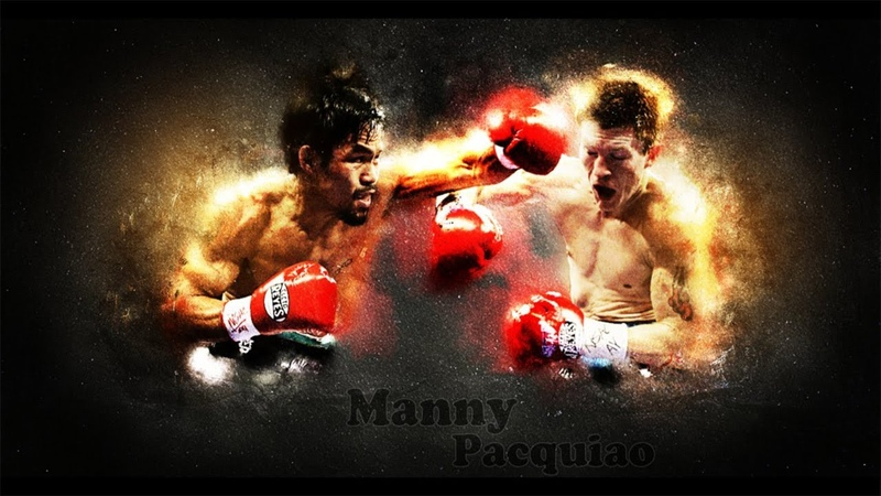 Manny Pacquiao - The Power and Speed of The Legend