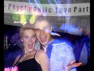 PSYCHEDELIC LOVE PARTY-YAHEL, OFORIA, ANANDA SHAKE (KPM CLUB PROMO)(MIXIN PRO)