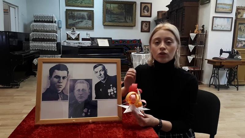 Мастер класс Гори гори звезда посвященный Великой Отечественной войне