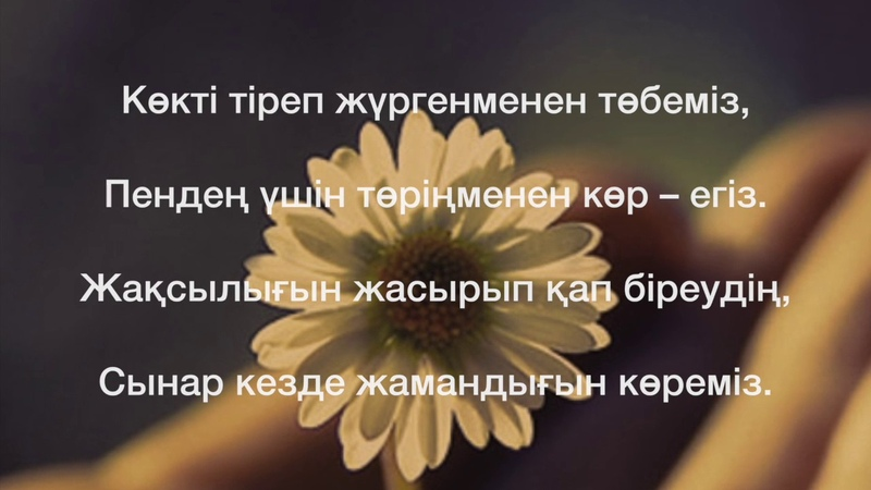 Алғыс алып жүрейікші, адамдар! Қуат Адис. Korkem soz. Kazakh language. Kazakhstan. Qazaqstan