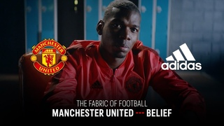 The Fabric of Football   Manchester United: Belief