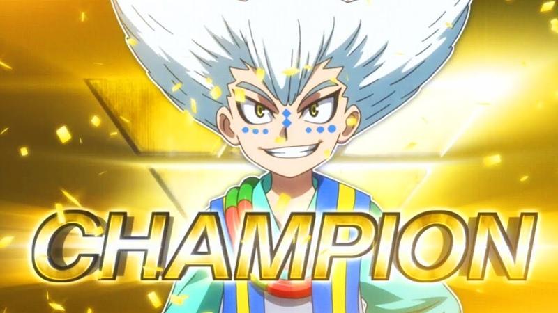 Beyblade Burst GT Gachi Episode 20 21 NEW AMV Drum vs. Pot Hope / Heaven Pegasus vs Ace Dragon
