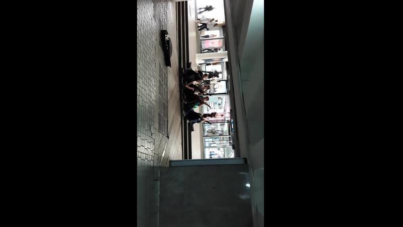Киевское метро Бандуристы