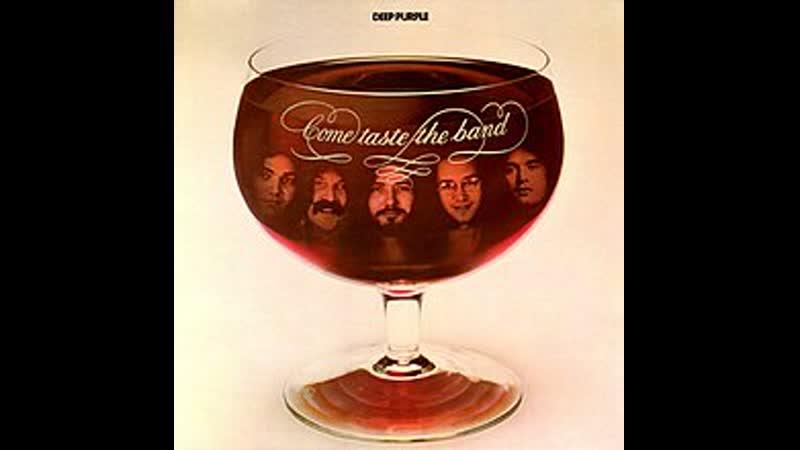 Deep Purple Comin' Home Come Taste the Band Tour 1975 1976