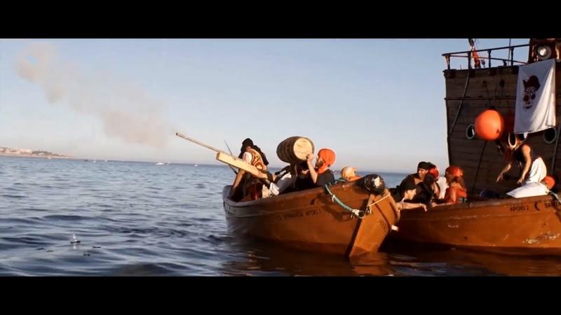 Pirates of the Caribbean - He's a Pirate (DJ ToXiq Hardstyle Remix) | HQ Music Videoclip