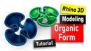 CAD Design for Organic Form in Rhino 6 Jewelry CAD Design Tutorial 81