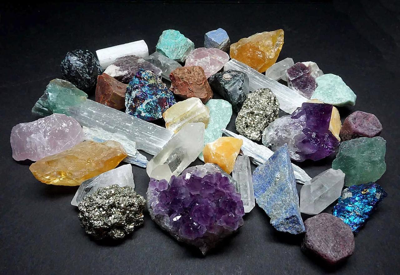 природные минералы картинки нашем ассортименте