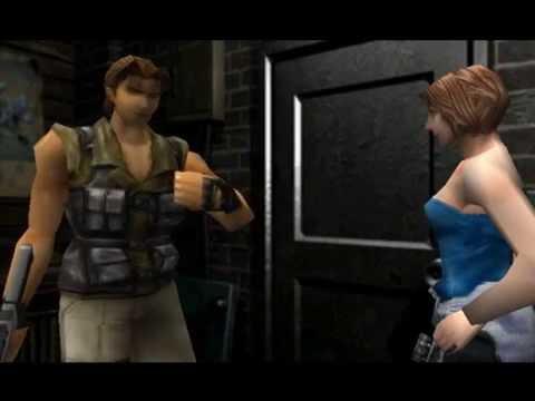 Resident Evil 3 Пиратская озвучка кат сцен №2
