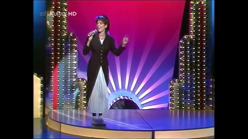 Sandra - Around My Heart (ZDF Hitparade. 14.06.1989) Germany