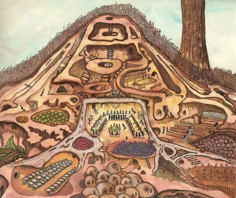 Маленькие наполеоны растительного и животного мира, изображение №6