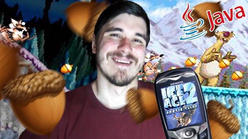 НЕУГОМОННАЯ БЕЛКА Java Обзор Ice Age 2 The MelthDown