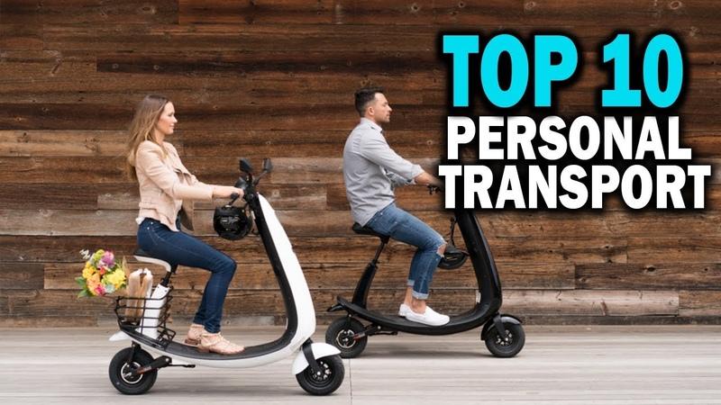 Top 10 Smartest Personal Transport Gadget Innovations Part 4