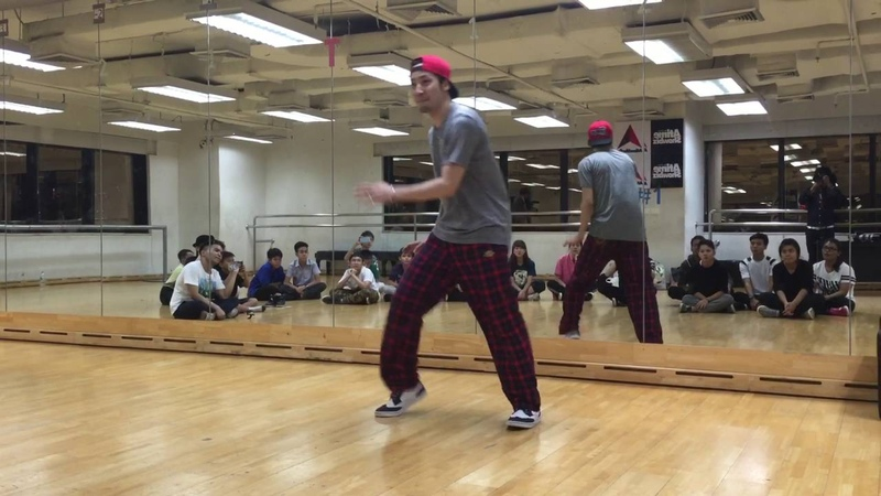 Poppin kite solo after workshop HHI Thailand 2016