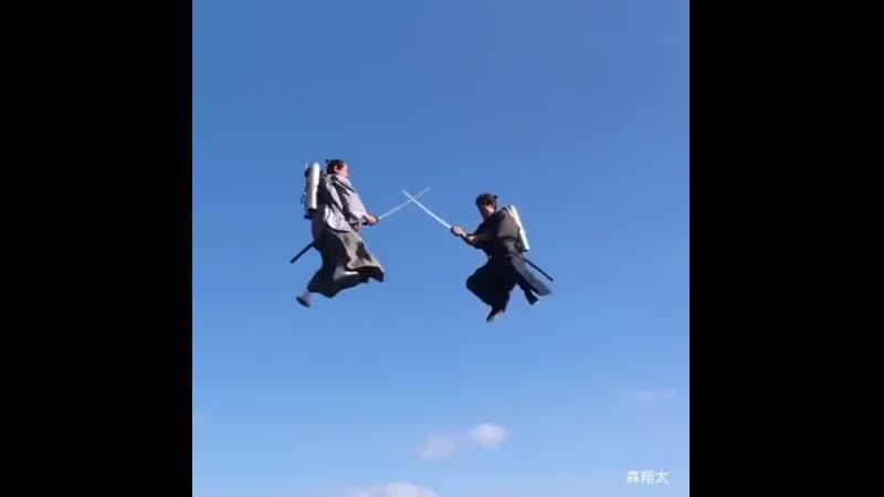Летающие самураи