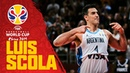 Luís Scola - Argentina | All-Star Five | FIBA Basketball World Cup 2019