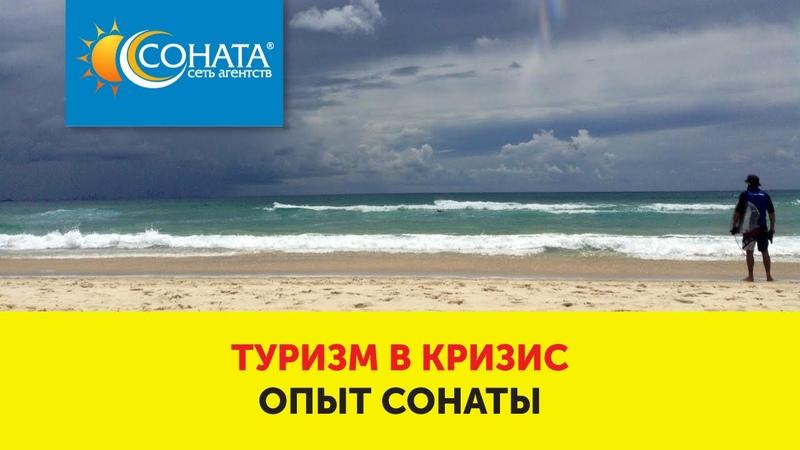 Туристический франчайзинг в кризис Опыт Сонаты