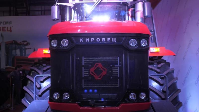 🔥Premiera Nowy Kirovets K7 ❤️New Kirovets K7 2019