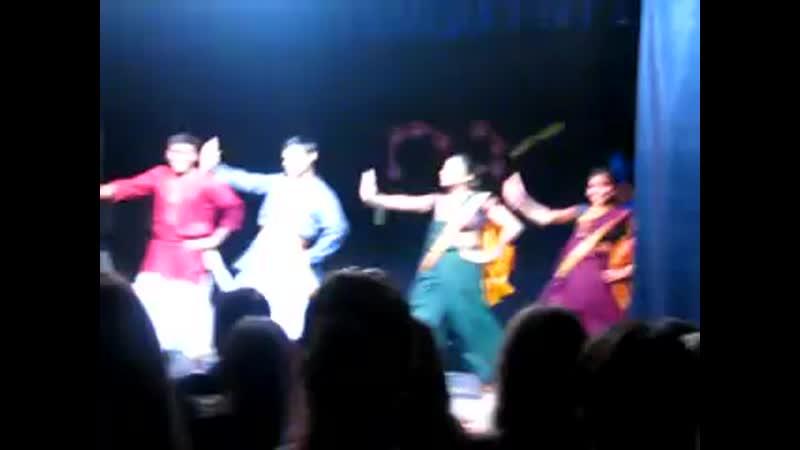 Indiskiy tanec