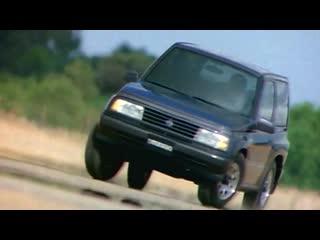 Suzuki history | vitara 1st generation