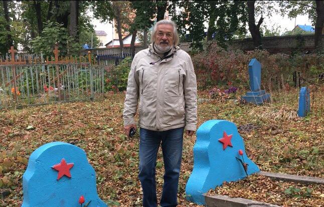 Прогулки среди могил: Евдокиевское кладбище  — Изображение 4