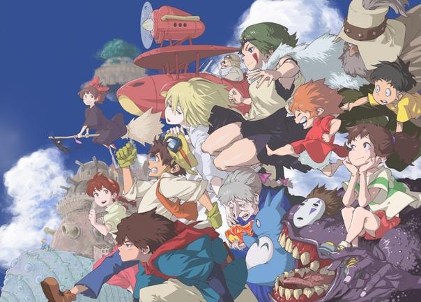 Секреты «японского Диснея»: Почему мультфильмы Хаяо Миядзаки так отличаются от западных., изображение №3