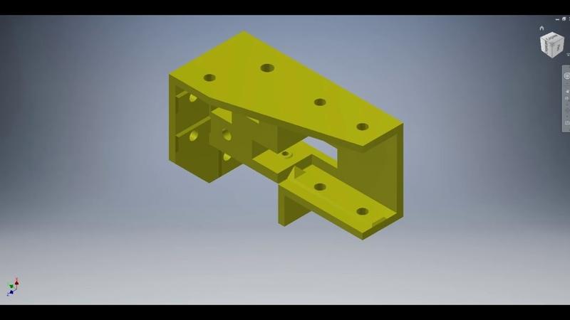 Гайд по сборке 3д принтера D-bot (часть №1) (guide to build a 3D printer D-bot part 1.)