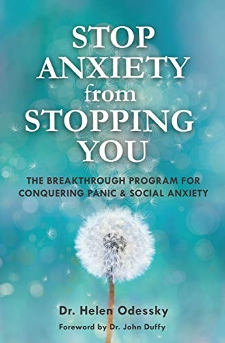 Stop Anxiety From Stopping You B