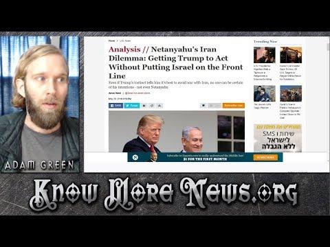 Iran War Escalation Analysis | KMN LIVE feat. Angelo John Gage