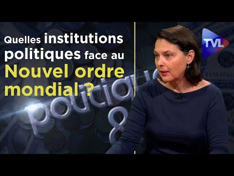 Quelles institutions politiques face au Nouvel ordre mondial ? - Poléco n°244 avec Valérie Bugault