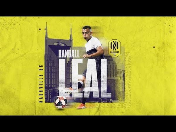 Nashville SC signs Costa Rican International Randall Leal for MLS roster