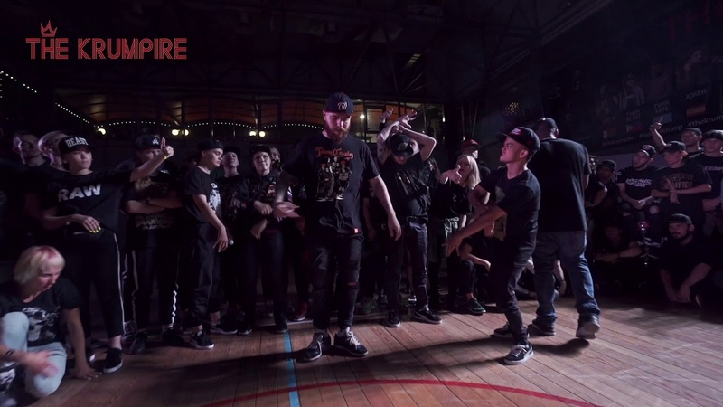 Daze vs Jr Slam | MAINEVENT | BOYZ ROUND 1 | THE KRUMPIRE RUSSIA 2019