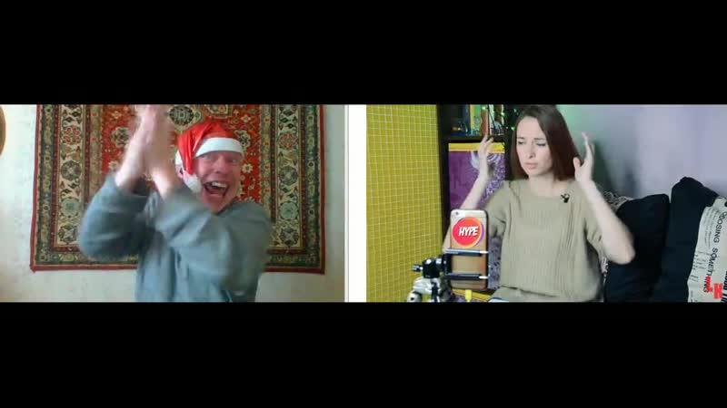 Геннадий Горин — Телеведущая говорит про неформал (юмор видео прикол про психа)