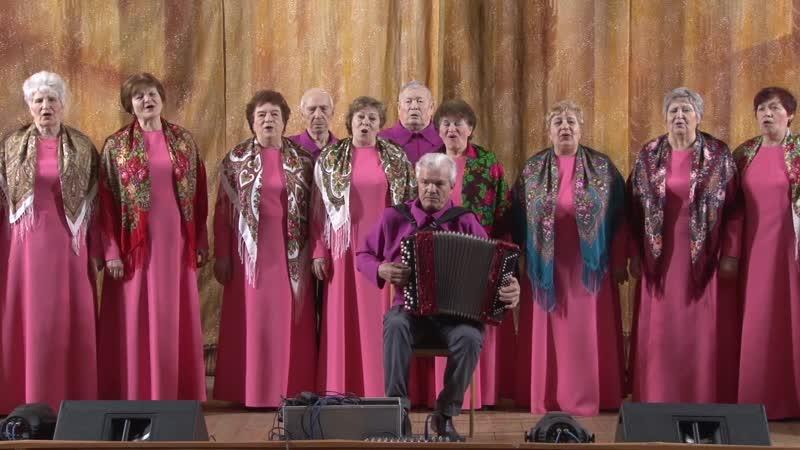 Од пинге Ичалковский Народный хор Родные напевы
