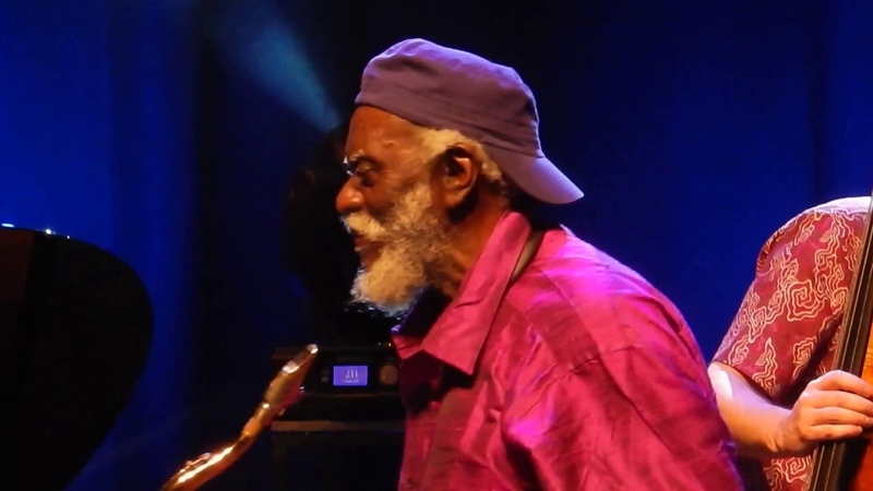 PHAROAH SANDERS QUARTET- Live 2017,Jazz Lent