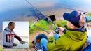 Фидер в августе. Ловля мирной рыбы на Днепре. Долгожданный выезд на рыбалку!