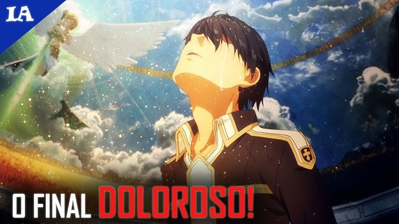 O FINAL DE SWORD ART ONLINE ALICIZATION e CONTINUAÇÃO ANUNCIADA!
