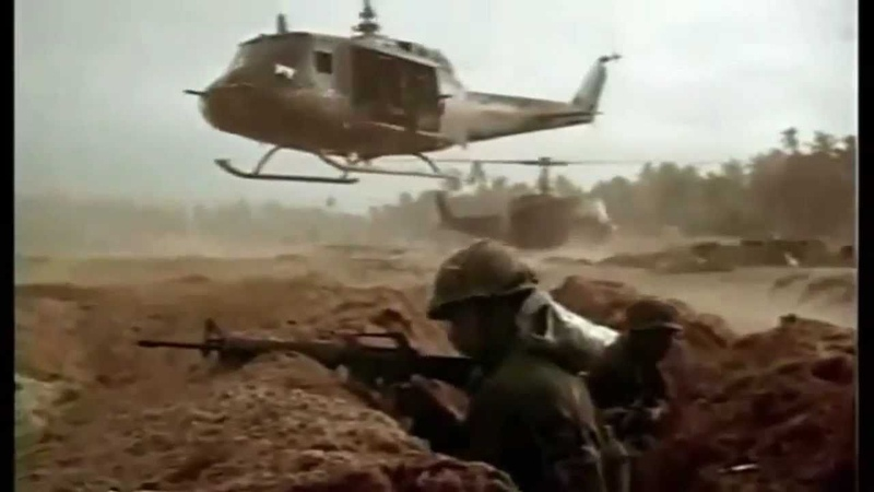 The Doors The absurdness Vietnam War Riders on the Storm HD смотреть онлайн без регистрации